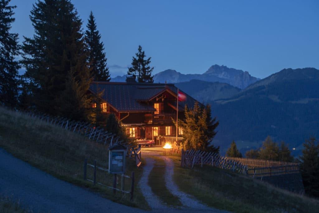 Golmerhaus Nacht