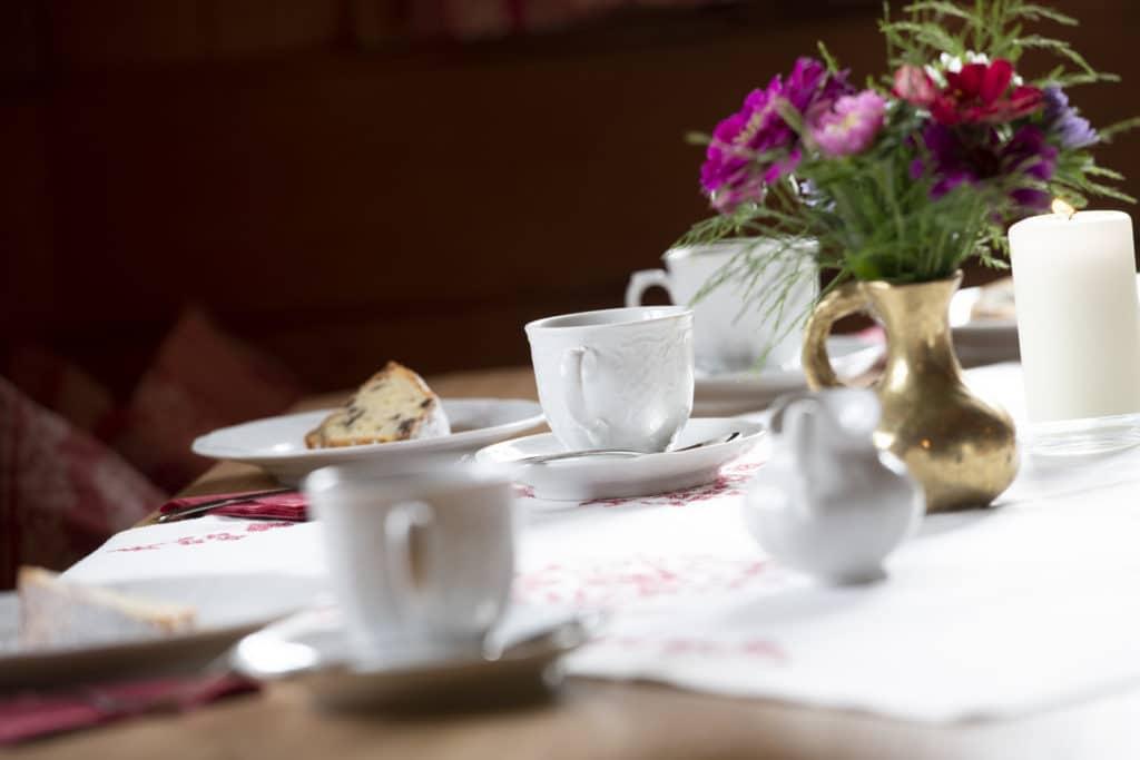 Golmerhaus Kaffee und Kuchen
