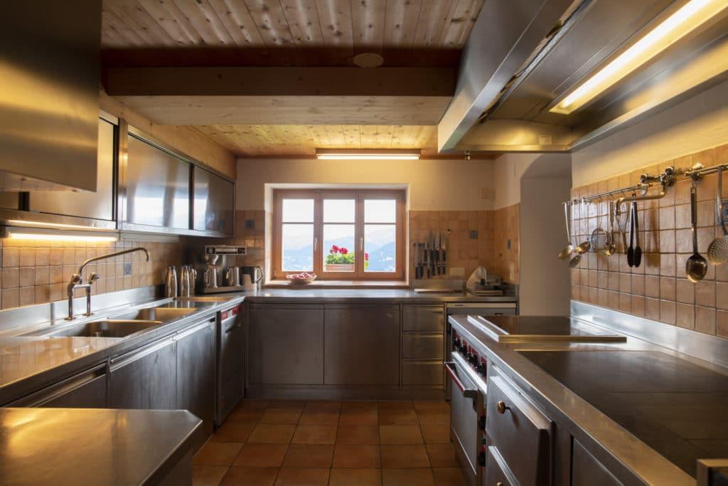 Golmerhaus Küche und Ausstattung